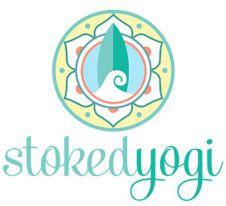 Stoked Yogi Logo